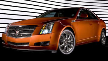 Cadillac CTS Wheels