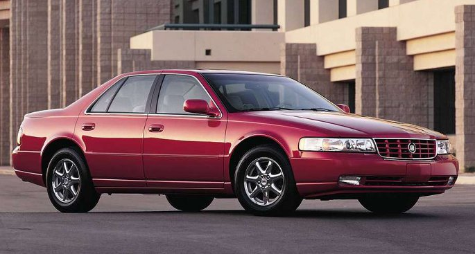 Cadillac Seville Accessories