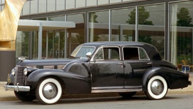 Cadillac Sixty Special Wheels